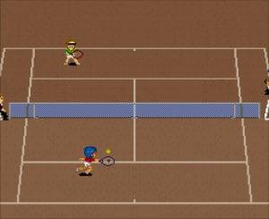 Smash Tennis Review - Screenshot 2 of 6