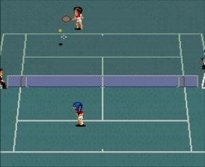 Smash Tennis Review - Screenshot 4 of 6