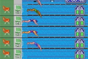 World Sports Competition Screenshot