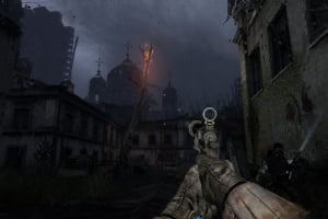 Metro: Last Light Redux Screenshot