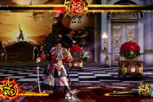 Samurai Shodown Screenshot
