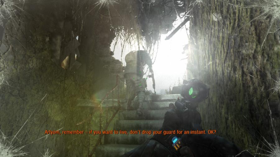 Metro Redux Review - Screenshot 1 of 2