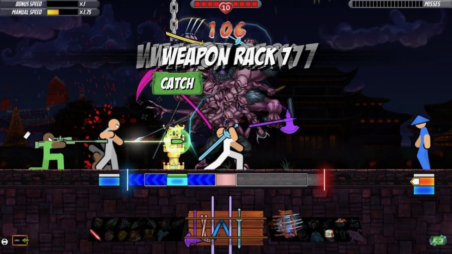 One Finger Death Punch 2 Review - Screenshot 1 of 10