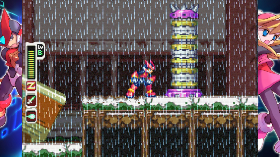 Mega Man Zero/ZX Legacy Collection Review - Screenshot 3 of 5