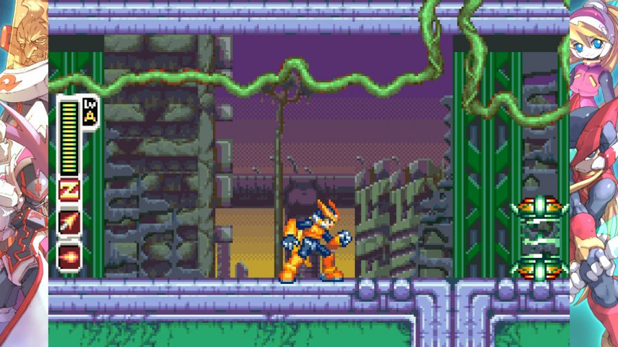 Mega Man Zero/ZX Legacy Collection Review - Screenshot 5 of 5
