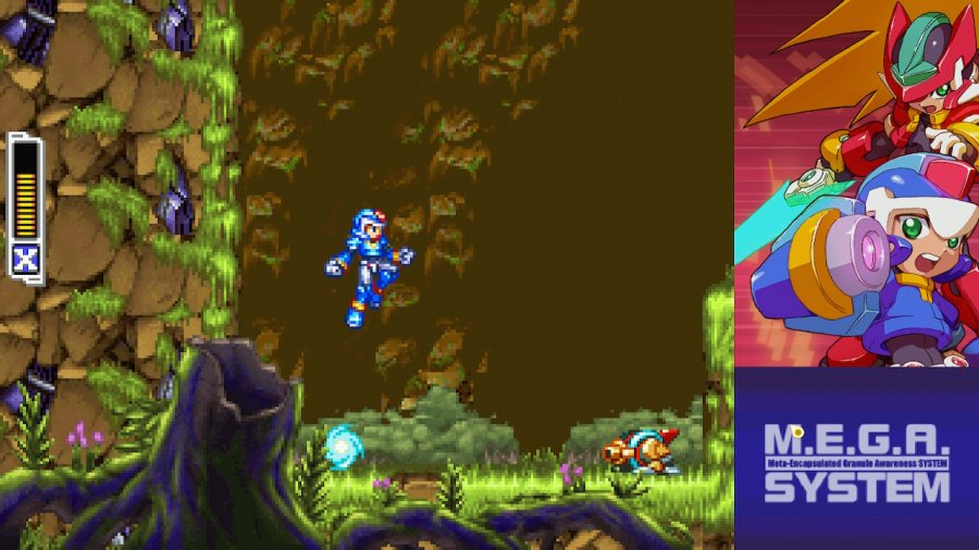 Mega Man Zero/ZX Legacy Collection Review - Screenshot 2 of 5