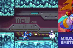 Mega Man Zero/ZX Legacy Collection Screenshot