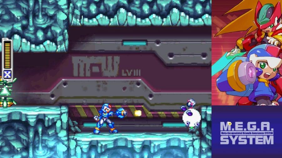 Mega Man Zero/ZX Legacy Collection Review - Screenshot 5 of 5