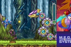 Mega Man Zero/ZX Legacy Collection Screenshot