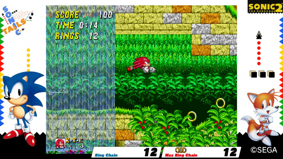 SEGA AGES Sonic The Hedgehog 2 Review - Screenshot 3 of 4