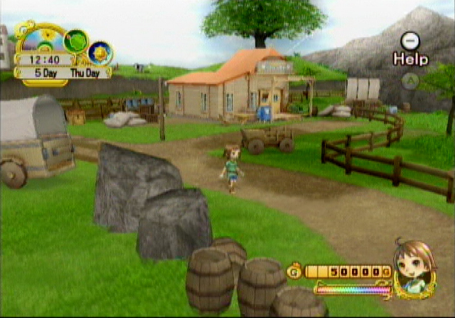 Harvest Moon: Tree of Tranquility Review - Screenshot 4 of 4