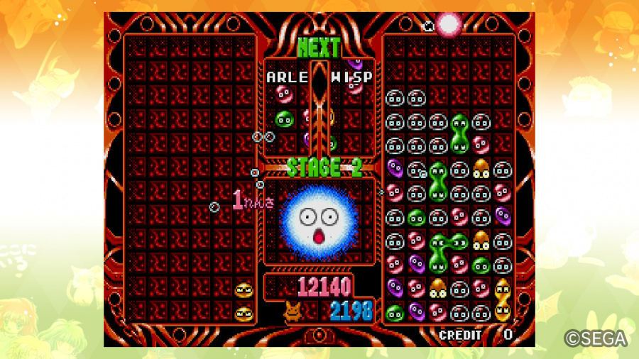 SEGA AGES Puyo Puyo 2 Review - Screenshot 1 of 4