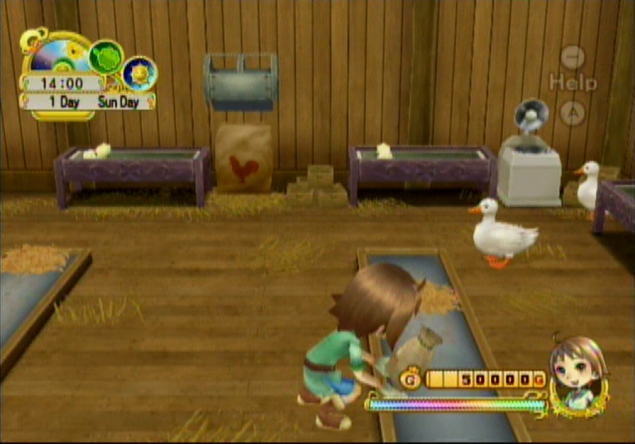 Harvest Moon: Tree of Tranquility Review - Screenshot 3 of 4