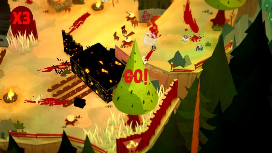 Bloodroots Review - Screenshot 1 of 3