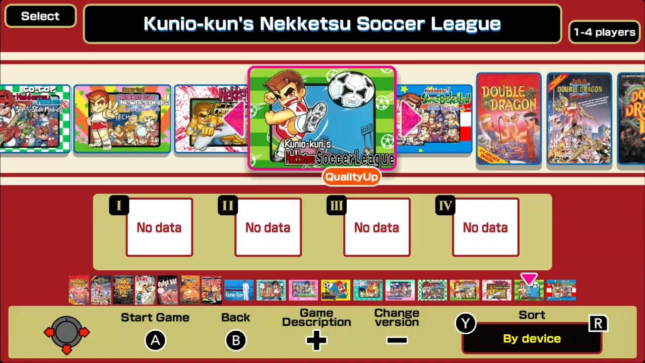 Review Double Dragon Kunio Kun Retro Brawler Bundle A Stunning Retro Collection Gaming News Boom
