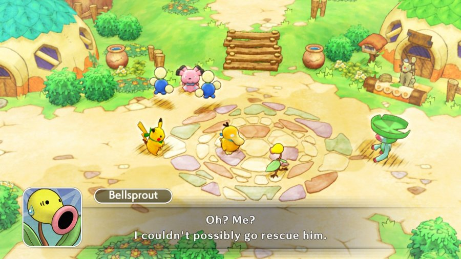 Pokémon Mystery Dungeon: Rescue Team DX Review - Screenshot 2 of 6