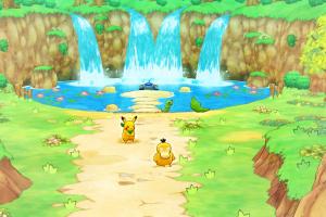 Pokémon Mystery Dungeon: Rescue Team DX Screenshot