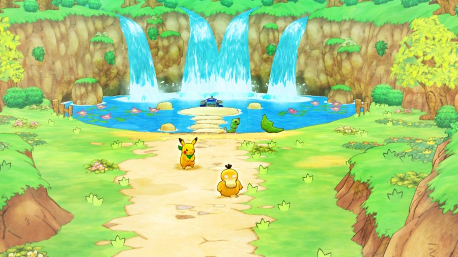 Pokémon Mystery Dungeon: Rescue Team DX Review - Screenshot 4 of 6