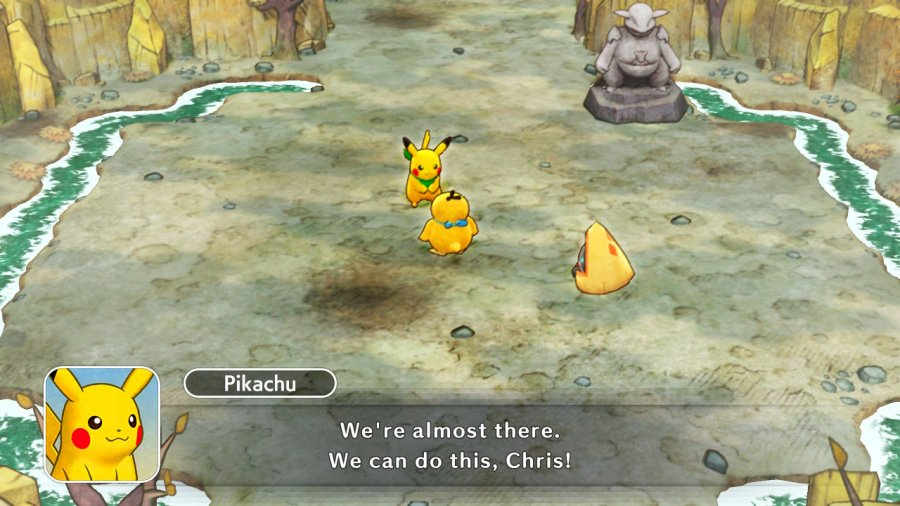 Pokémon Mystery Dungeon: Rescue Team DX Review - Screenshot 6 of 6