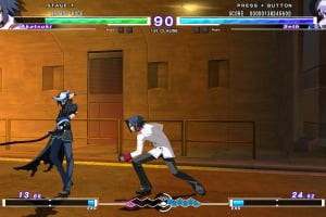 Under Night In-Birth Exe:Late[cl-r] Screenshot