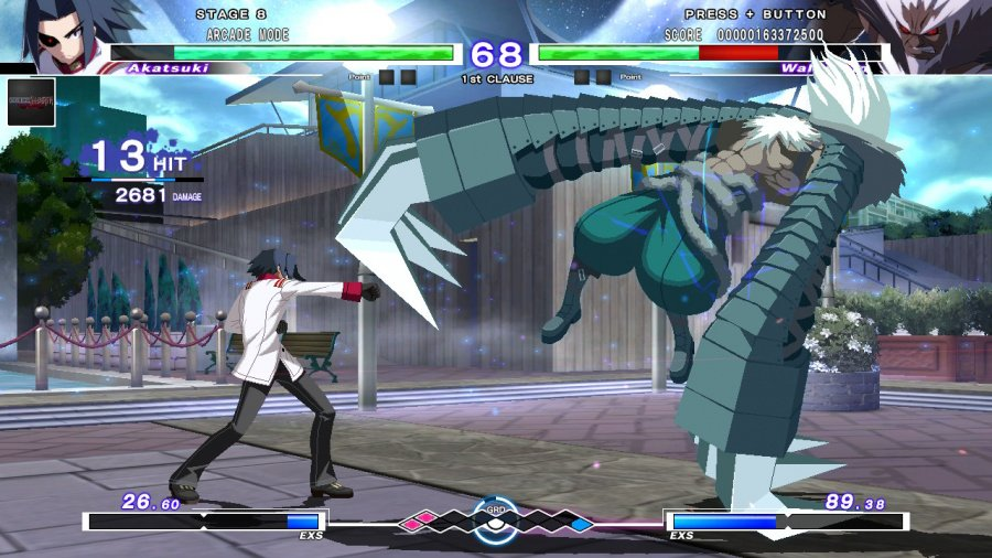 Under Night In-Birth Exe:Late[cl-r] Review - Screenshot 6 of 7
