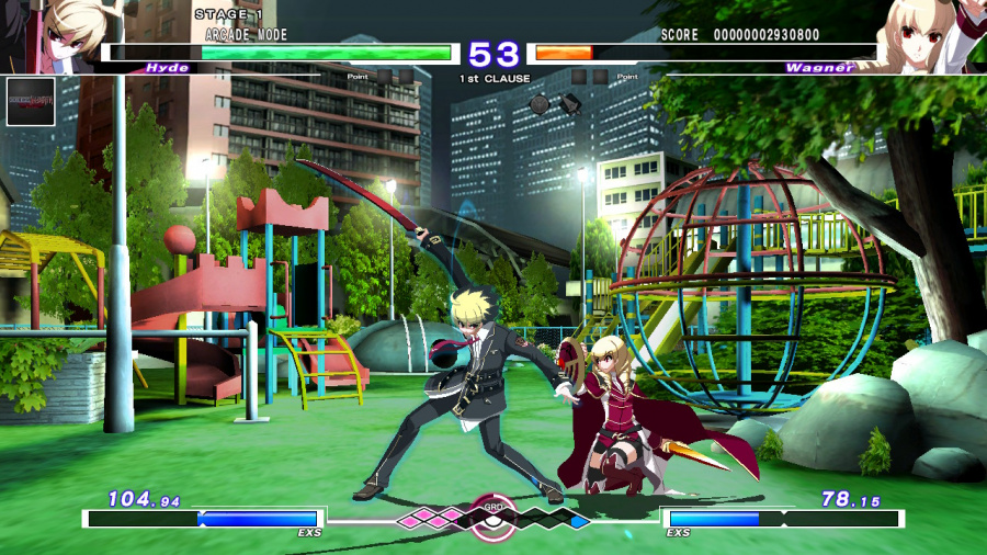 Under Night In-Birth Exe:Late[cl-r] Review - Screenshot 2 of 7