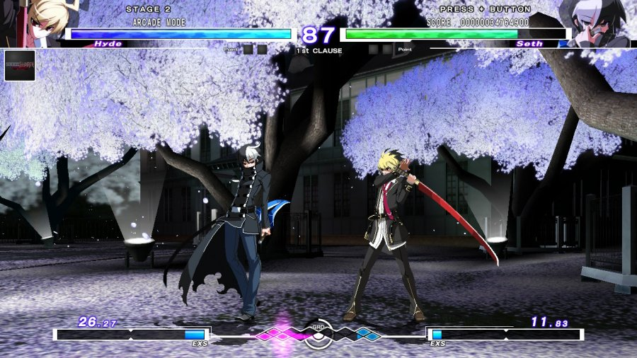Under Night In-Birth Exe:Late[cl-r] Review - Screenshot 4 of 7