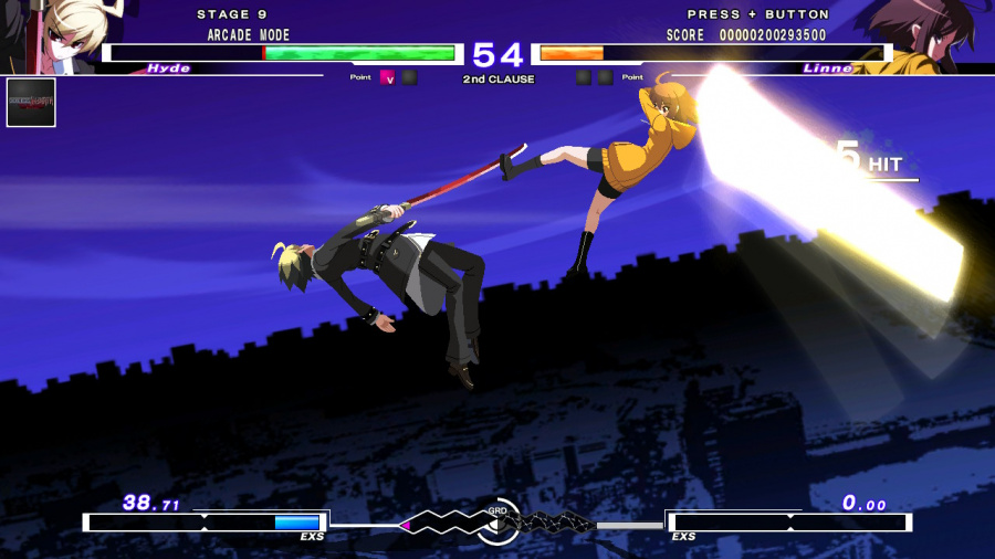 Under Night In-Birth Exe:Late[cl-r] Review - Screenshot 5 of 7