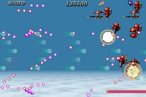 Psikyo Shooting Stars Bravo Screenshot