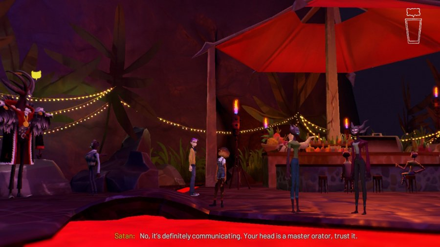 Afterparty Review - Screenshot 3 of 5