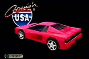 Cruis'n USA Screenshot