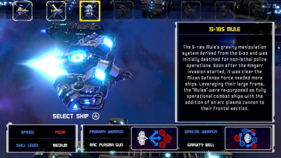 Syder Reloaded Review - Screenshot 1 of 5