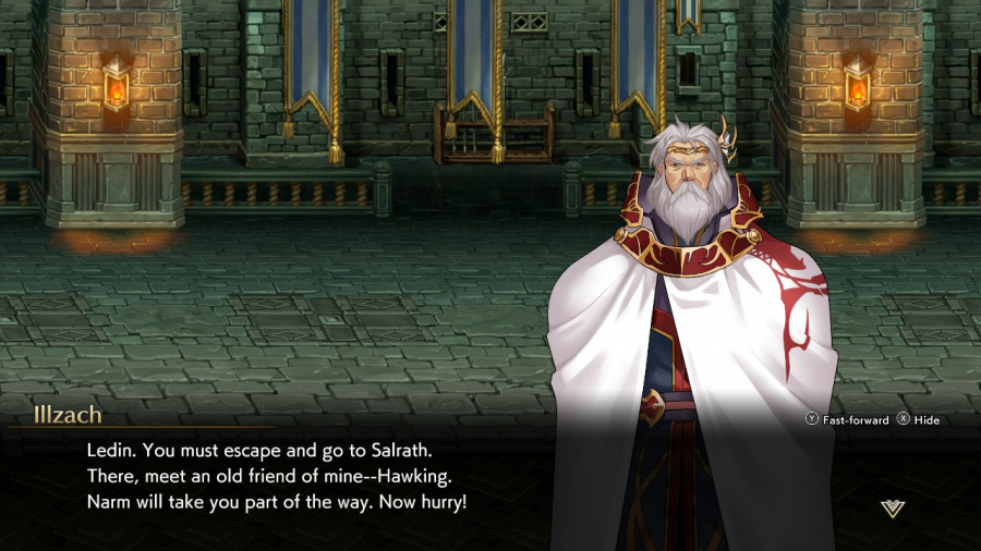 Langrisser I & II Review - Screenshot 3 of 6