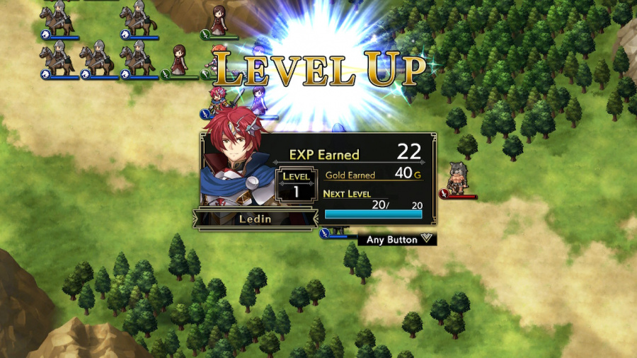 Langrisser I & II Review - Screenshot 6 of 6