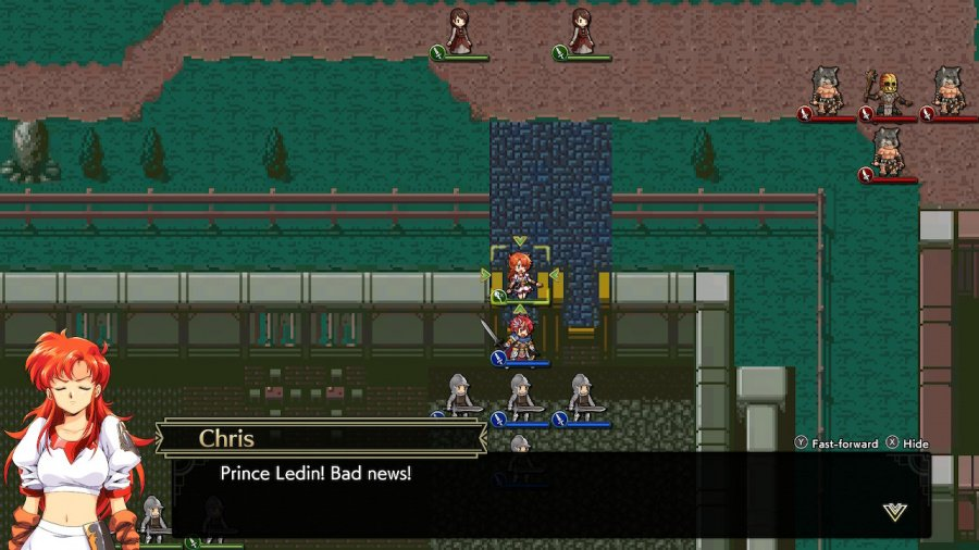 Langrisser I & II Review - Screenshot 1 of 6