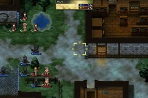Langrisser I & II Screenshot