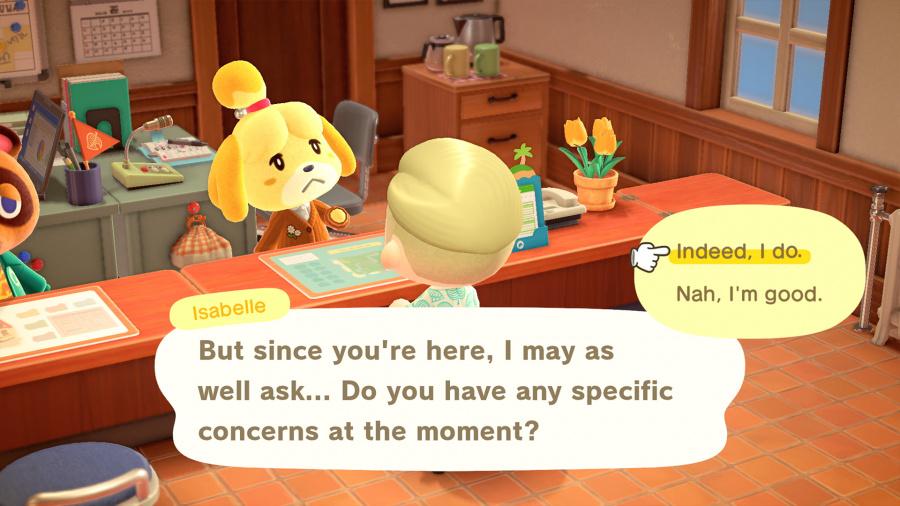 Animal Crossing: New Horizons Review - Screenshot 1 of 6