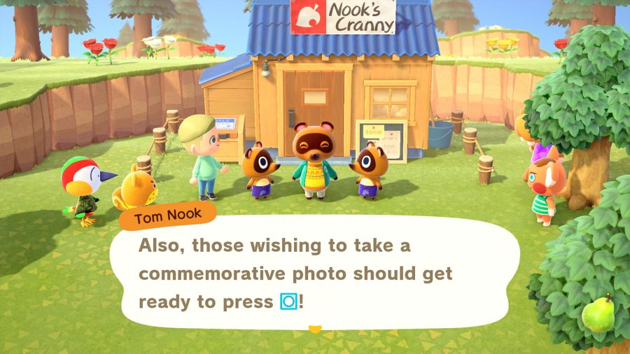 Animal Crossing: New Horizons Review - Screenshot 6 of 8