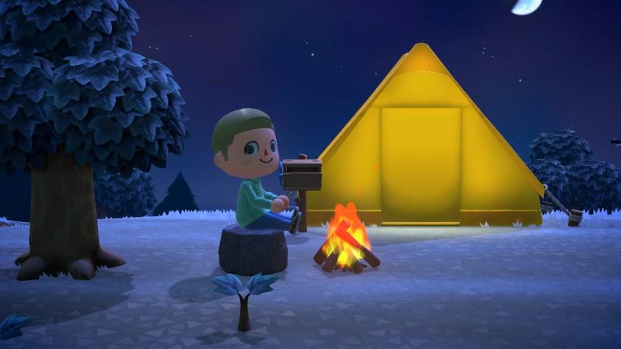 Animal Crossing: New Horizons Review - Screenshot 1 of 8