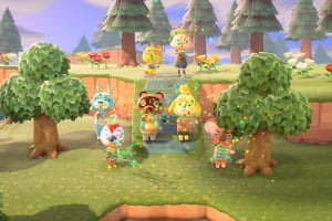 Animal Crossing: New Horizons Screenshot
