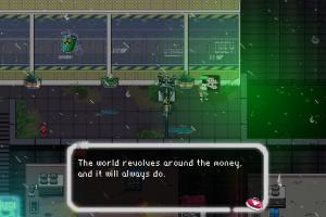 Neon City Riders Screenshot