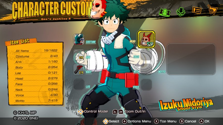 My Hero One's Justice 2 Review - Screenshot 3 of 3