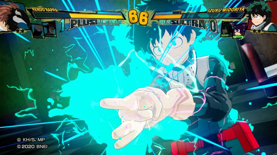 My Hero One's Justice 2 Review - Screenshot 1 of 3