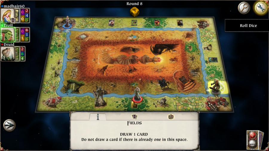 Talisman: Digital Edition Review - Screenshot 1 of 10