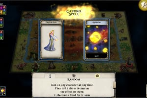 Talisman: Digital Edition Screenshot