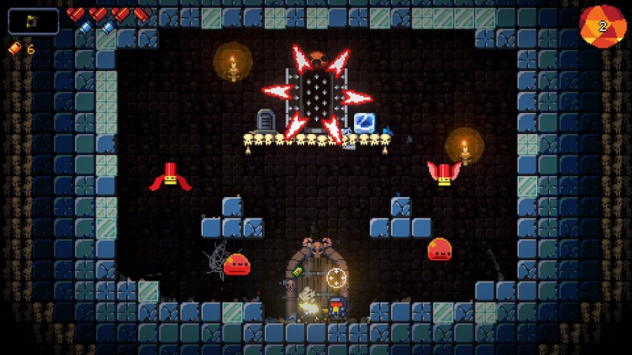 Exit the Gungeon Review - Screenshot 4 of 5