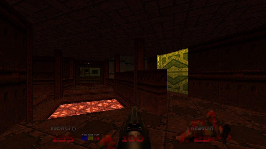 Doom 64 Review - Screenshot 2 of 4