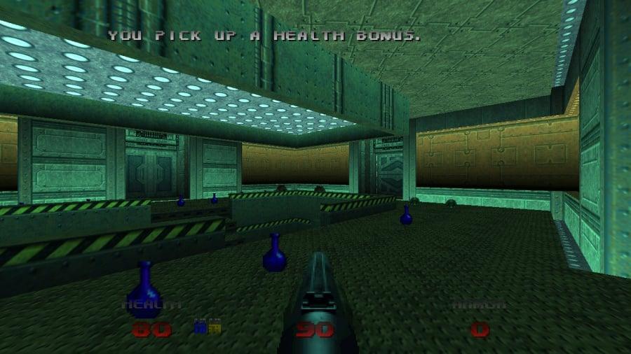 Doom 64 Review - Screenshot 3 of 4
