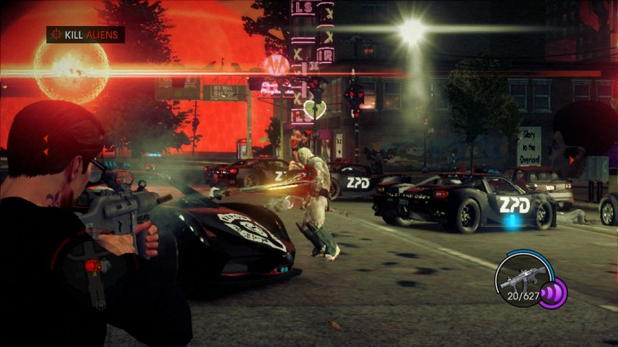 Saints Row IV: Re-Elected Review - Screenshot 4 of 4