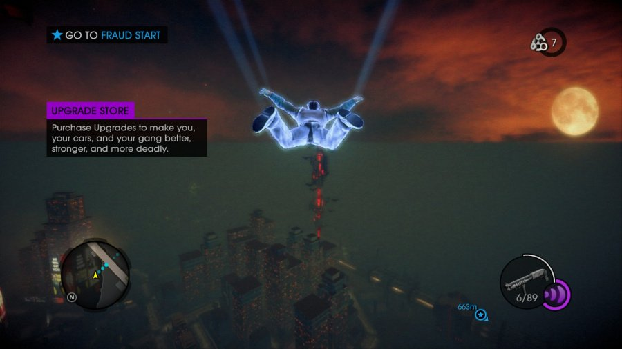 Saints Row IV: Re-Elected Review - Screenshot 1 of 4